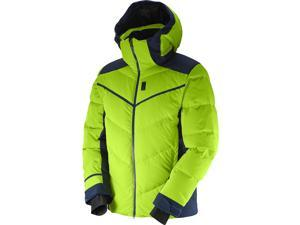 Salomon 2016/17 Mens Whitebreeze Down Jacket (Granny Green - L)