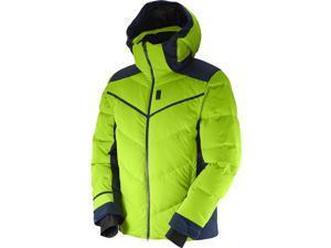 Salomon 2016/17 Mens Whitebreeze Down Jacket (Granny Green - L)
