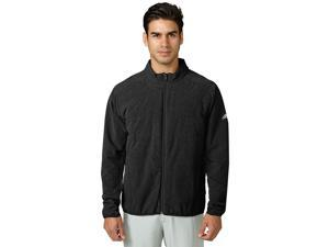Adidas Golf 2017 Men's ClimaHeat PrimaLoft Full Zip Jacket (Black - XL)