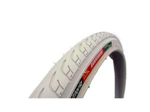Vittoria Randonneur II Cross/Hybrid Wire Bead Bicycle Tire (Full White - 700 x 28)