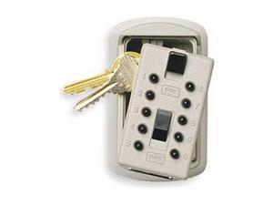 KeySafe, Permanent Pushbutton, Clay