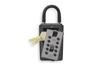Keysafe, Portable Pushbutton, Titanium