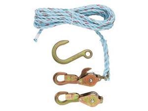 Block & Tackle, w/Standard Snap Hooks