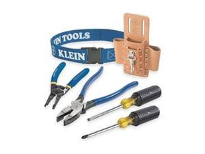 Electricians Tool Set, Trim-Out, 6-Pieces