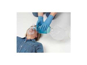 Disposable Bag Mask Resuscitator, Adult
