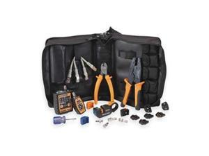 Broadcasting Cable Tool Kit, 14 Pc