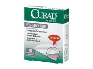 Non-Stick Pad, 2 In x 3 In, PK 10