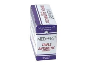 Triple Antibiotic Ointment Packet, PK25
