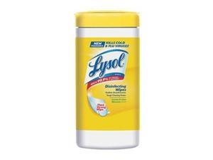 Disinfecting Wipes, Lysol, REC 84251