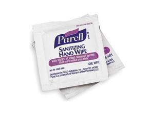 Hand Sanitizing Wipes, White, PK 4000
