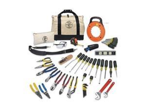 Electricians Tool Set, Journeyman, 41 pcs.