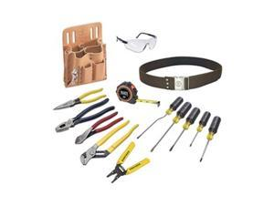 Electricians Tool Set, Journyman, 14-Piece