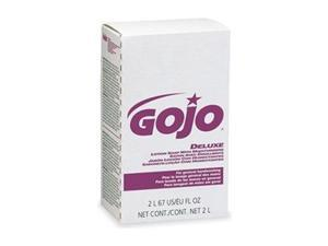 GOJO 2104-08 Lotion Soap, 1000mL, White, PK8