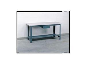 Drawer, 12 W x 18 D x 4 in. H, Gray