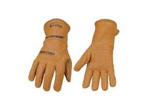 Cold Protection Gloves, 2XL, Pr