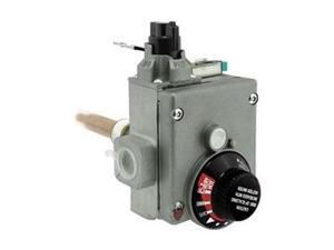 Gas Control Thermostat, Natural Gas, Metal