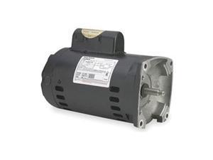 Pump Motor, 3/4 HP, 3450, 115/230 V, 56Y, ODP