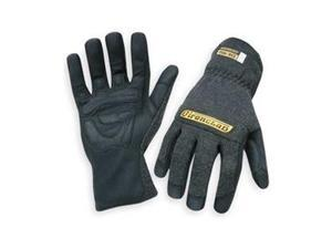 Heat Resist Gloves, Black, L, Kevlar, PR