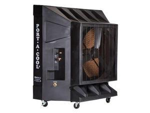 Portable Evaporative Cooler, 10, 100 cfm