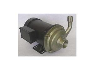 Pump, 3/4 HP, 208-230/460V, 2.4/1.2 Amp