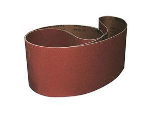 Sanding Belt, 3 x 78-3/4 In, 80 Grit