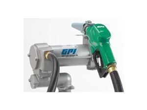 Pump, Fuel Transfer, 4/10 HP, Auto Nozzle