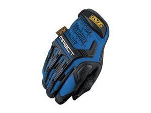 Blue M-Pact Anti-Vibration and Grip Glove Medium
