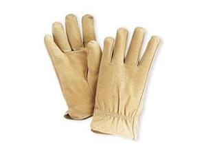 Leather Drivers Gloves, Pigskin, 2XL, PR