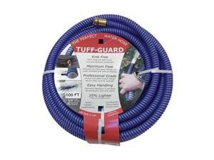 Water Hose, Extrusion, 5/8 In ID, 100 ft L