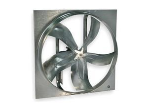 Exhaust Fan, 36 In, 3/4 HP, 208-230/460 V
