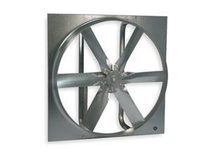 Exhaust Fan, 24 In, Volts 115/208-230