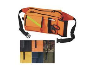 Fanny Pack, Nylon, Orange, 10inx6inx5in.