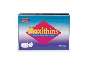 "Sanitary Napkin,  4-1/4"" Length,  Package Quantity 200"