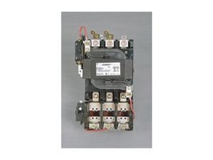 Motor Starter, NEMA Sz4, 3P, 120V, 135A, Open
