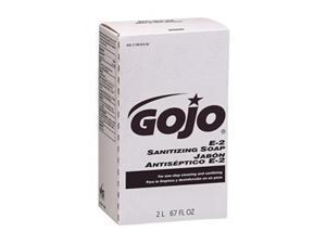 Sanitizing Liquid Soap, Bag Refill, PK 4