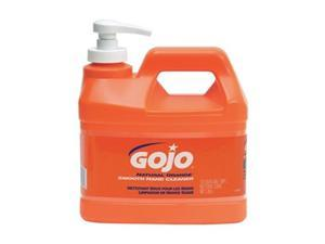 GOJO 0948-04 Hand Cleaner, Citrus, Orange, Pump Bottle