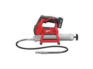 Cordless Grease Gun, 12V, 14 oz, 8000 PSI