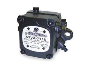Oil Burner Pump, 3450 rpm, 3gph, 100-150psi