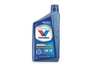 Durablend, Synthetic Blend, 5W20, 1 Qt