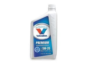 Valvoline, All Climate, 5W20, 1 Qt