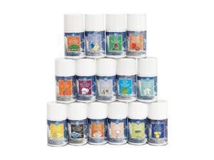 Aerosol Can Refill, 7 Oz, Baby Powder, Pk12