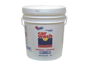 Car Wash Powder, 25 Lb, Pail