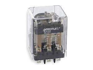Relay Plug In, LED, 3PDT, 240 Coil Volts