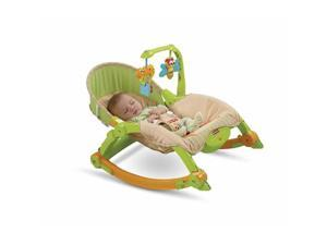 Fisher Price Newborn-to-Toddler Portable Rocker Newborn-to-toddler Portable Rocker