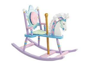 Levels Of Discovery-Carousel Rocking Horse