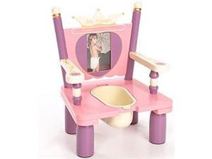 Levels Of Discovery-Her Majesty's Throne Princess Potty Chair