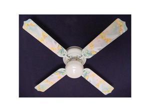 """42""""Ceiling Fan w/Light Kit &Blades-Tinkerbell"""