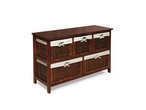 Badger Basket 5 Basket Storage Unit