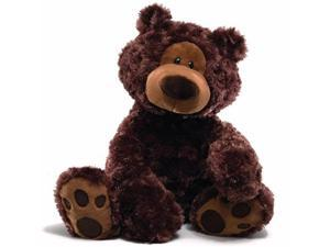 Gund Philbin Chocolate Bear 18 inch