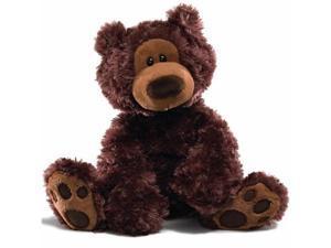 Gund Philbin Chocolate Bear 13 inch